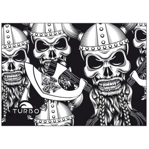 Turbo Viking Skull