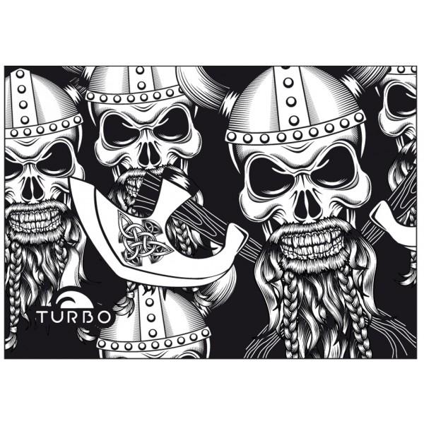 Turbo Viking Skull