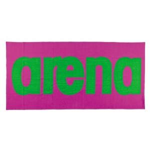Arena logo fürdőlepedő (frézia / levél zöld)