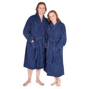 Morello sálgalléros köntös (jeans) 0a659e0827